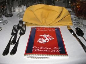 Marine Corps Ball 2012 - Fort Belvoir