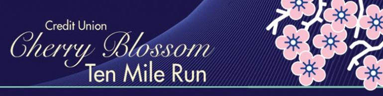 Cherry Blossom 10 Mile Run