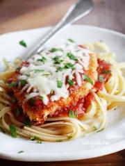 Baked Chicken ParmesanSource: Pinterest