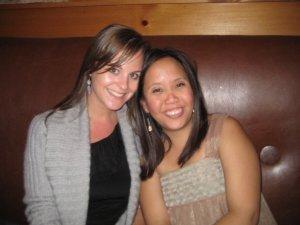 Maya and Christina 2