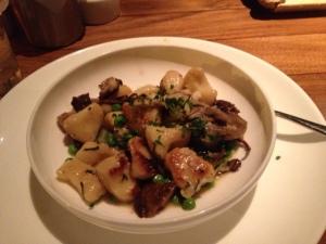 Sautéed Potato Gnocchi with Lamb Bolognesekalamata olive, arugula, farm butter, basil, parmesan