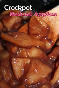 Harris Sisters Crockpot Baked Apples Picture: Pinterest