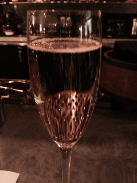 $5 glasses of champagne can be dangerous!