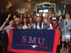 Lots of fun SMU alumni events in the city.