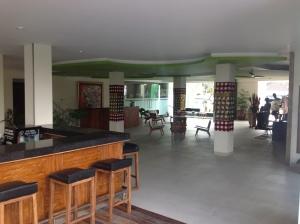 Taksu lobby.
