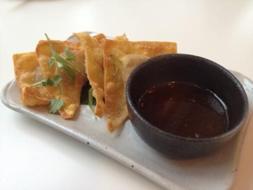 Kiew Tod ˧ Fried Pork Dumplings