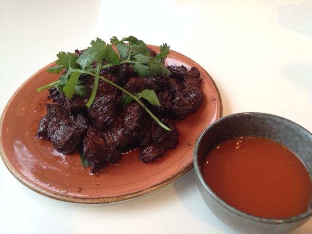 Nua Kem ˧ Thai Style Fried Marinated Beef