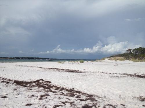 Shell Island.