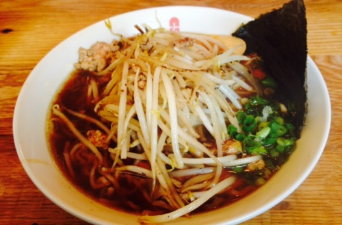 Ramen for lunch today!
