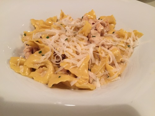 What I wouldn't give to have this pasta dish right now!
