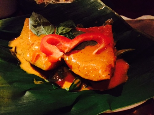 A Pumpkin Curry.