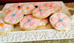 Super cute cookies Katie ordered.