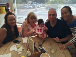 Ava meets some of her Great Aunts!