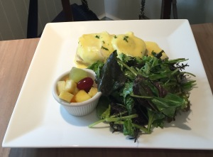 The Eggs Benedict were calling my name!